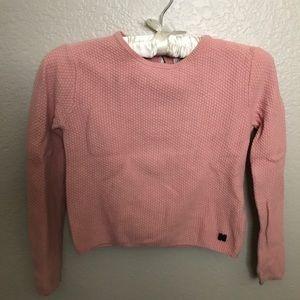 Carrement Beau Mauve Sweater